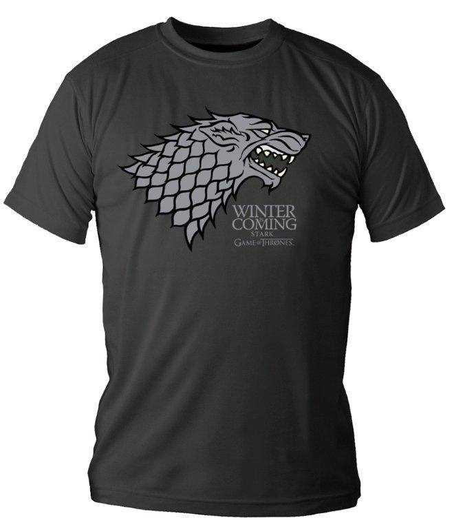 Game of Thrones T-Shirt Stark Size L