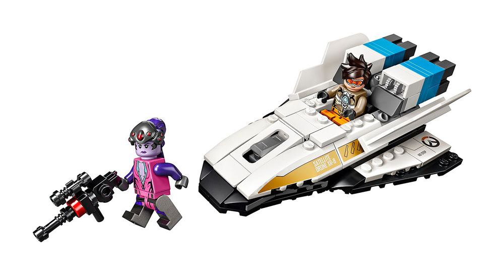 LEGO® Overwatch® - Tracer vs. Widowmaker