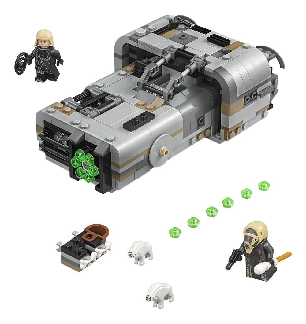 LEGO® Star Wars™ Solo - Moloch's Landspeeder™
