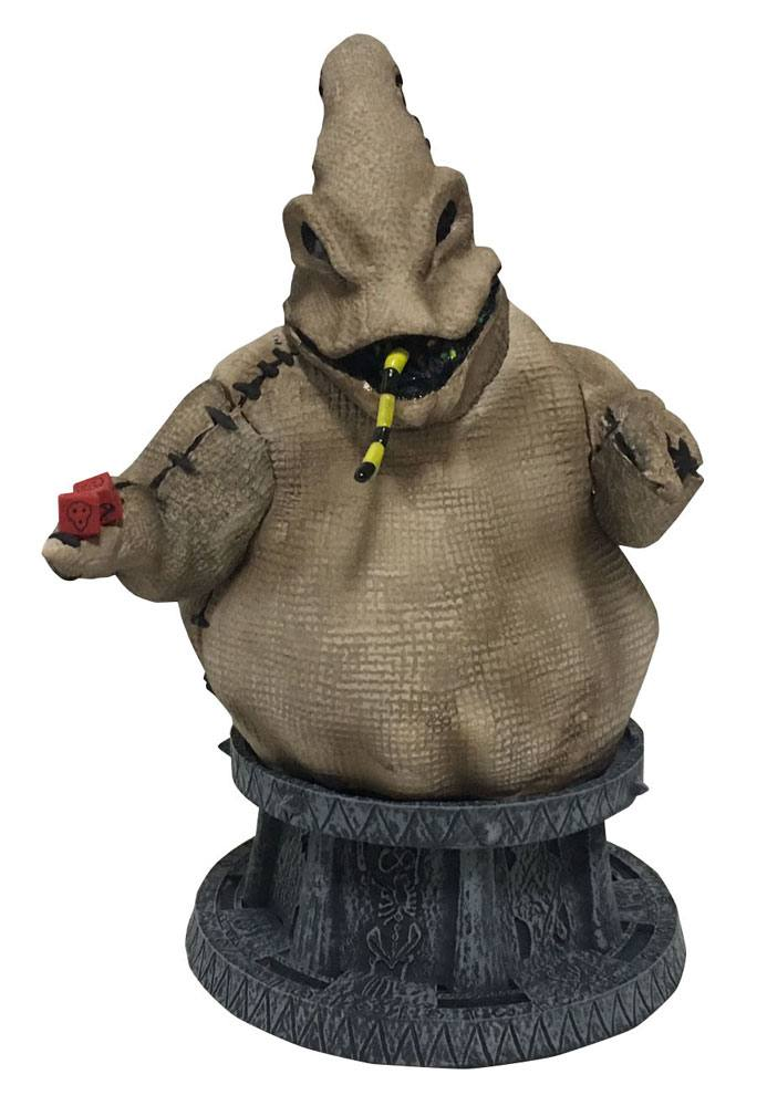 Nightmare before Christmas Bust Oogie Boogie 18 cm
