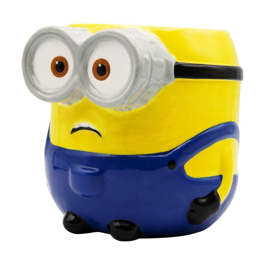 Minions 2 3D Ceramic Mug Otto