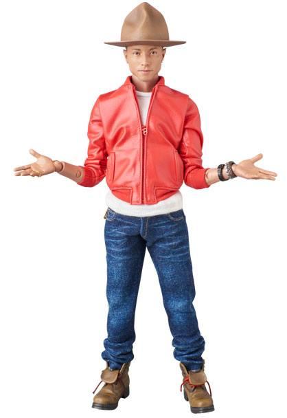 Pharrell Williams RAH Action Figure 1/6 Pharrell Williams 30 cm