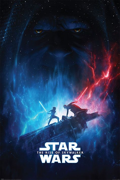 Star Wars Episode IX Poster Pack Galactic Encounter 61 x 91 cm (5)