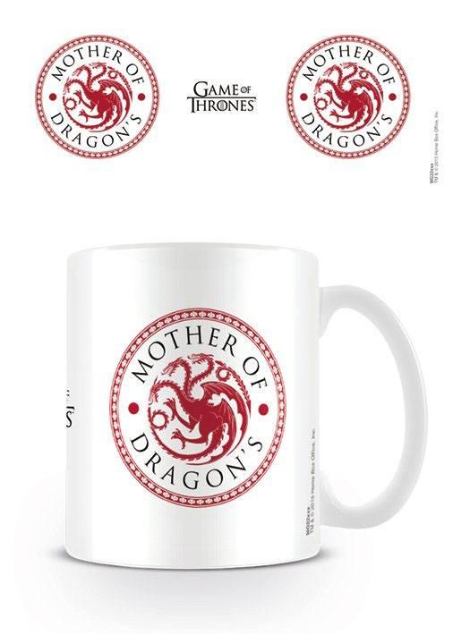 Game of Thrones Mug Mother Of Dragon's