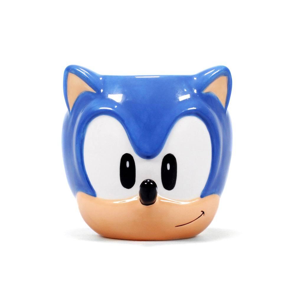 Sonic Shaped Mug Sonic