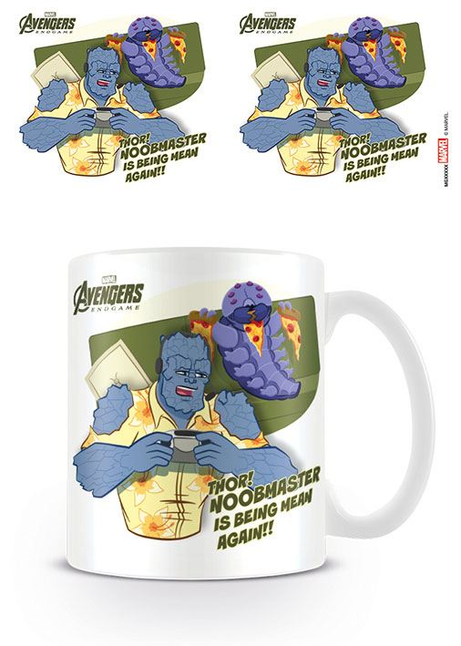 Avengers: Endgame Mug Noobmaster