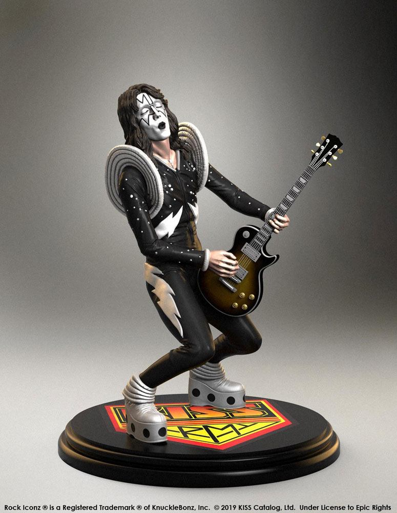 Kiss Rock Iconz Statue 1/9 The Spaceman (ALIVE!) 20 cm
