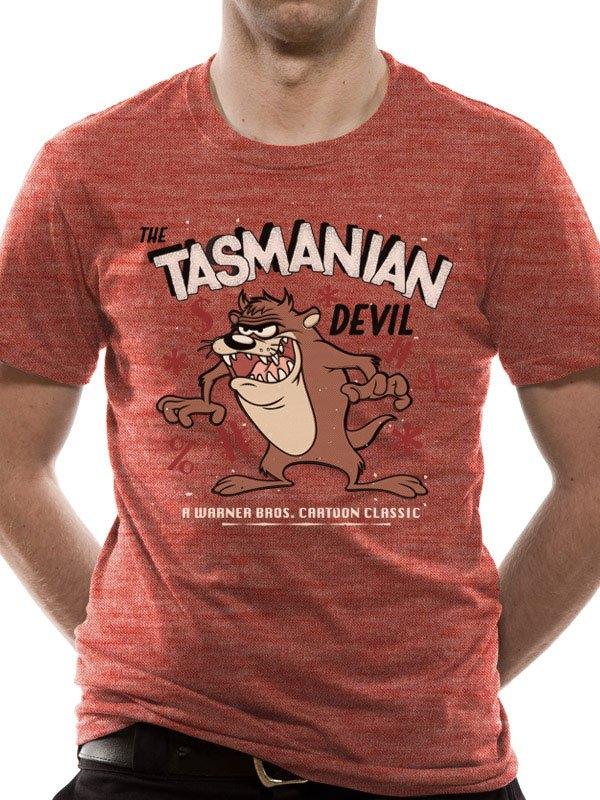 Looney Tunes T-Shirt Tasmanian Devil Size XL