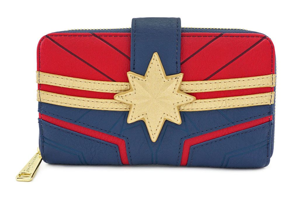 Marvel by Loungefly Purse Captain Marvel