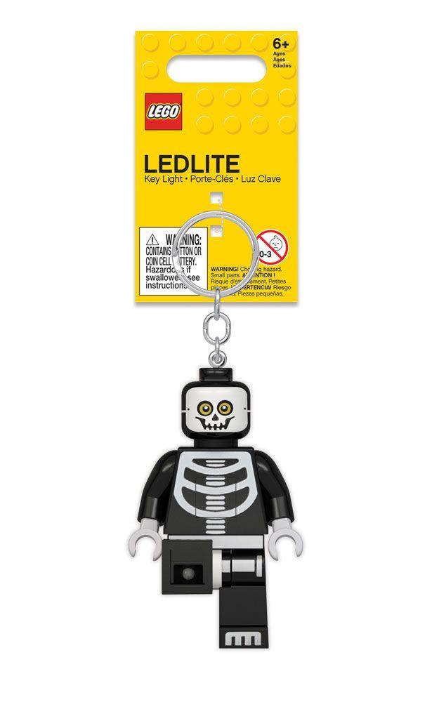 LEGO Classic Light-Up Keychain Skeleton 8 cm