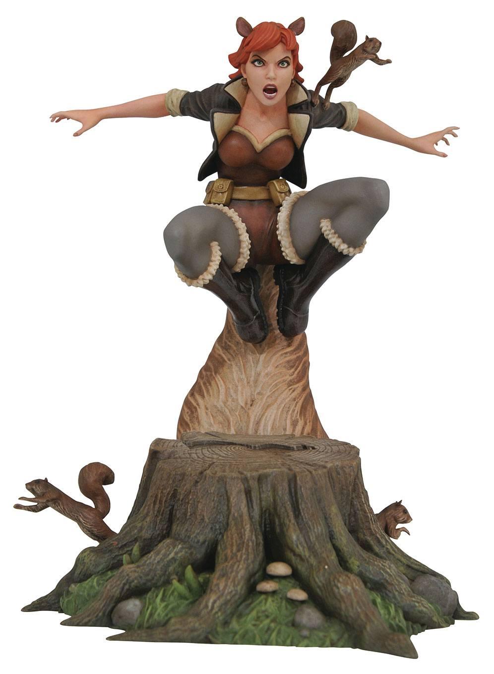 Marvel Comic Gallery PVC Statue Squirrel Girl 25 cm