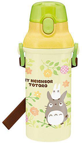 My Neighbor Totoro Water Bottle One Push Plants