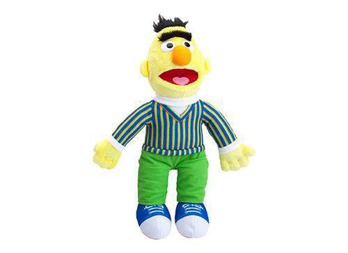 Sesame Street Plush Figure Bert 30 cm