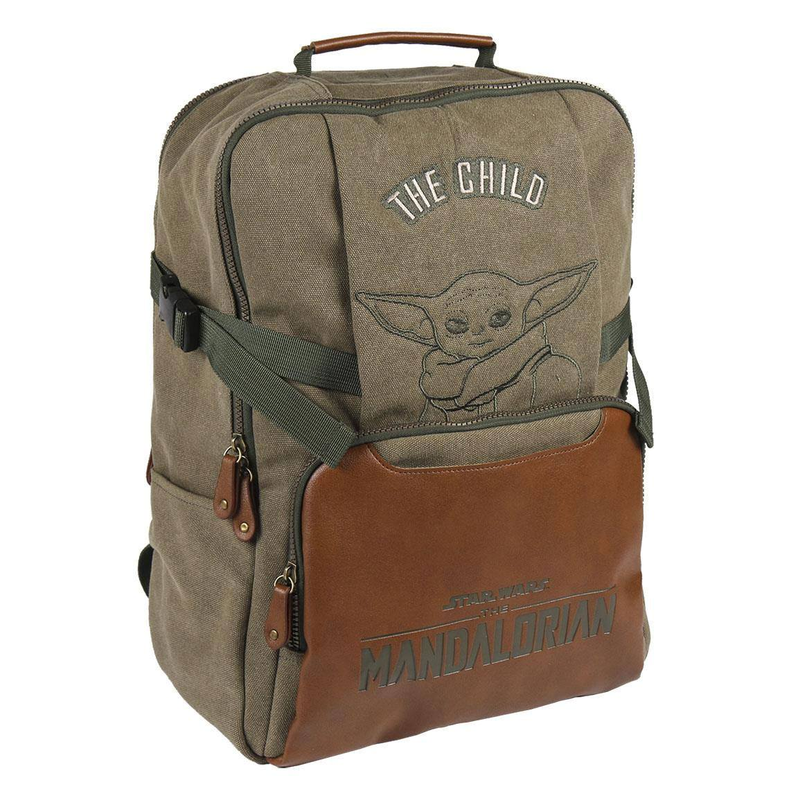 Star Wars The Mandalorian Backpack The Child
