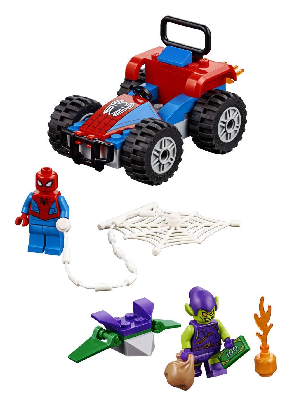 LEGO® Marvel Super Heroes™ Spider-Man Car Chase