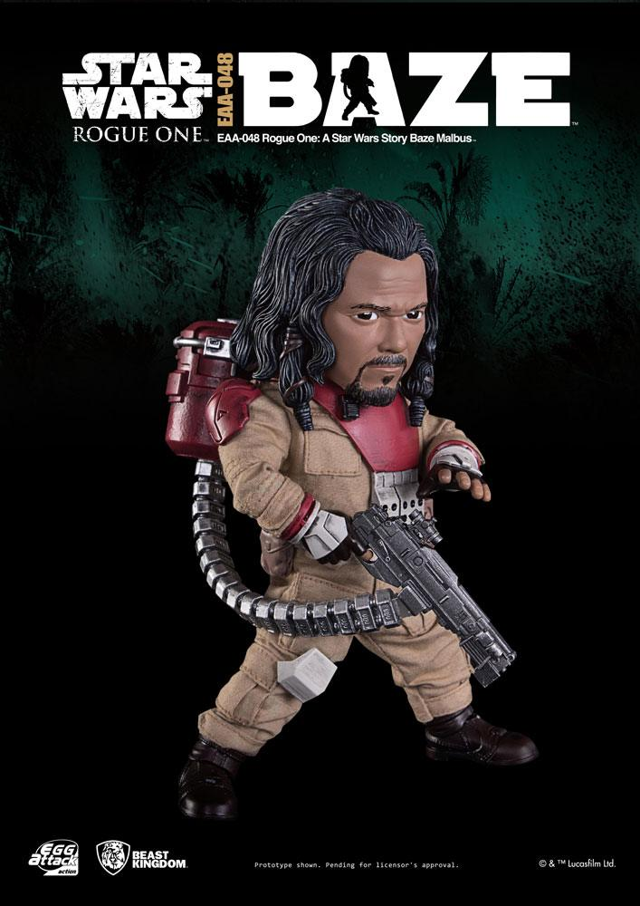 Star Wars Rogue One Egg Attack Action Figure Baze Malbus 15 cm