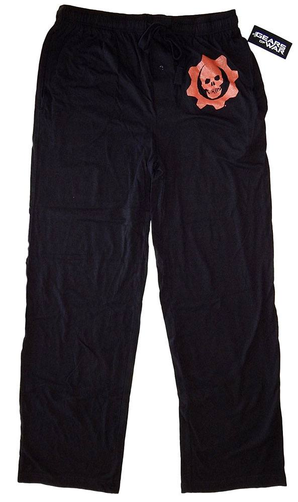 Gears of War Lounge Pants Logo Size XL