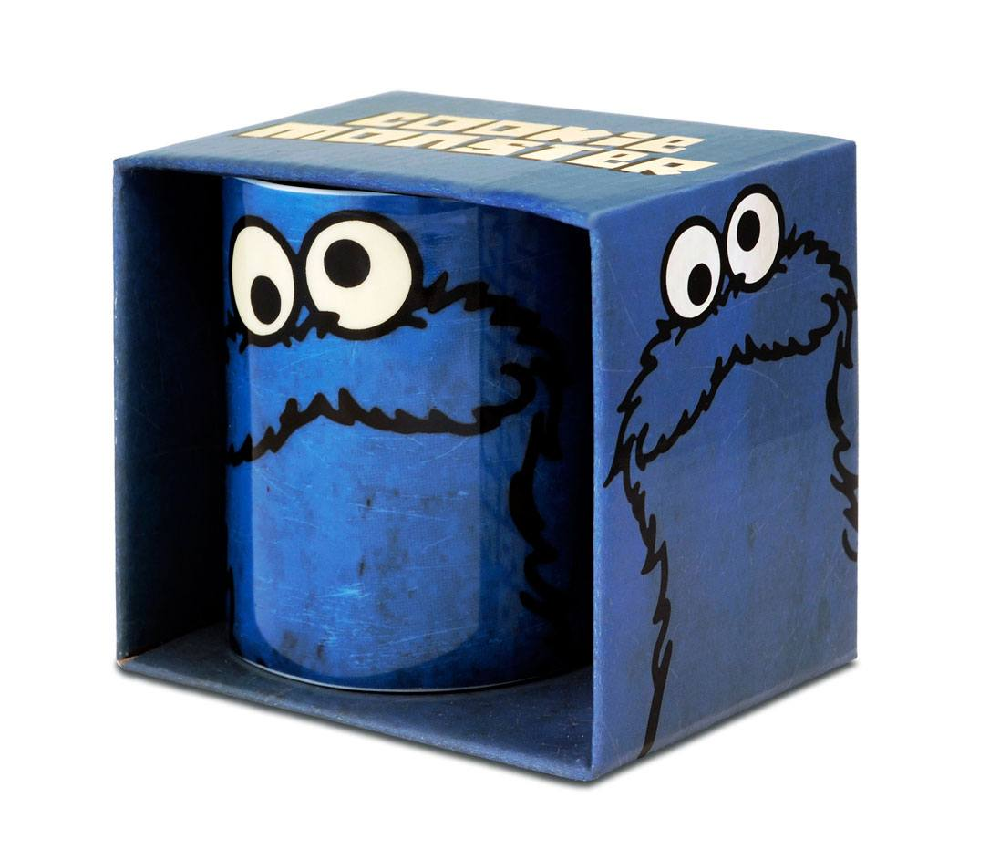 Sesame Street Mug Cookie Monster