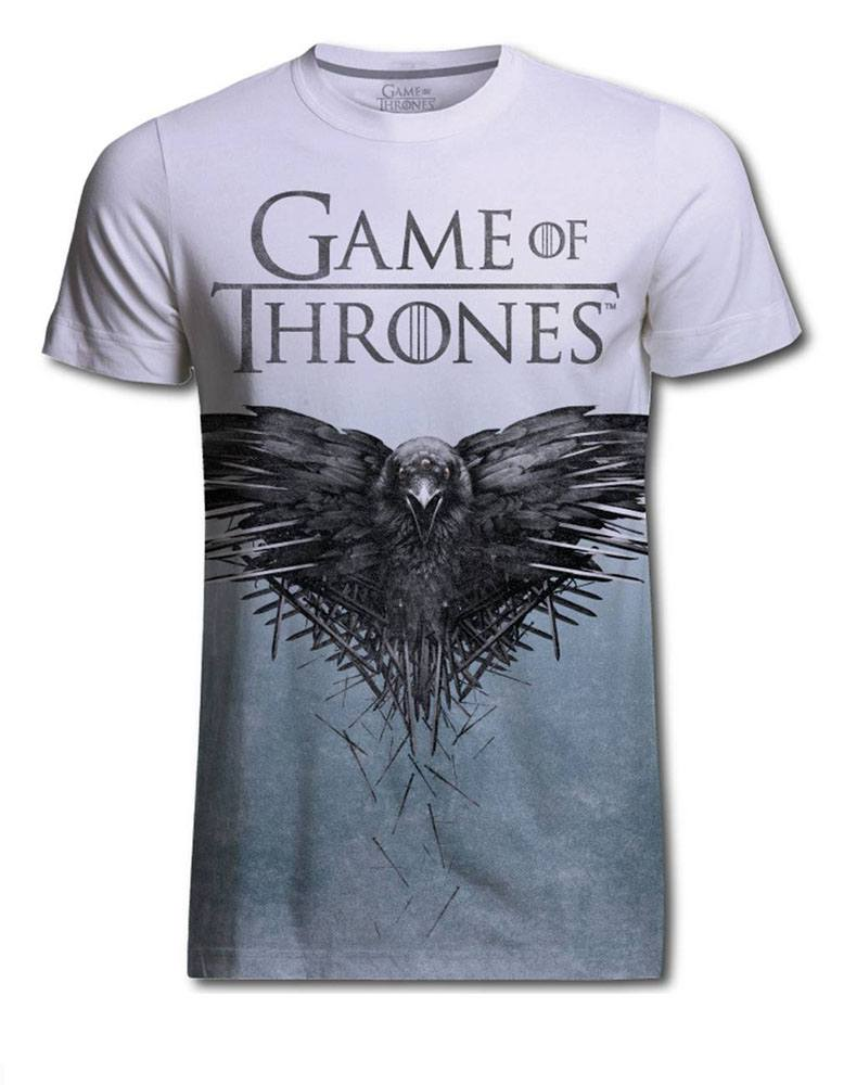 Game of Thrones T-Shirt Sublimation Size XL