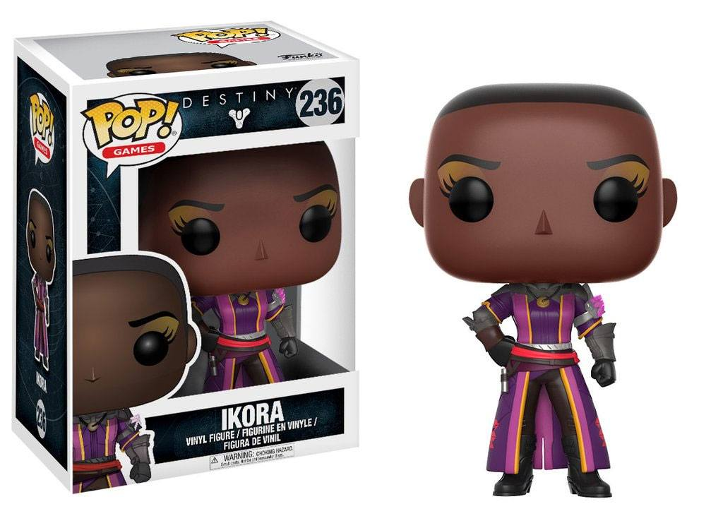 Destiny POP! Games Vinyl Figure Ikora 9 cm