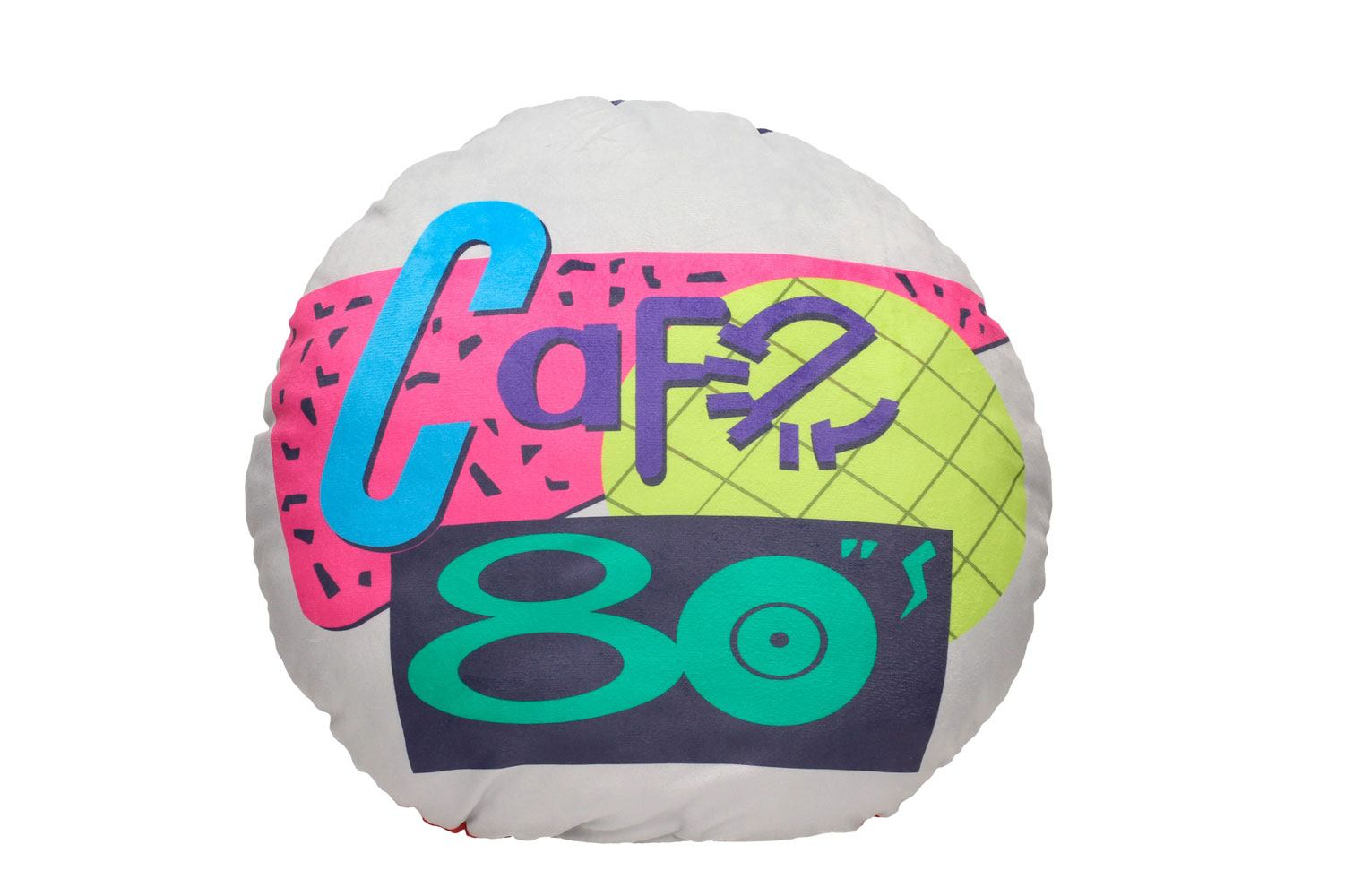 Back to the Future Pillow 80's Cafe 45 cm