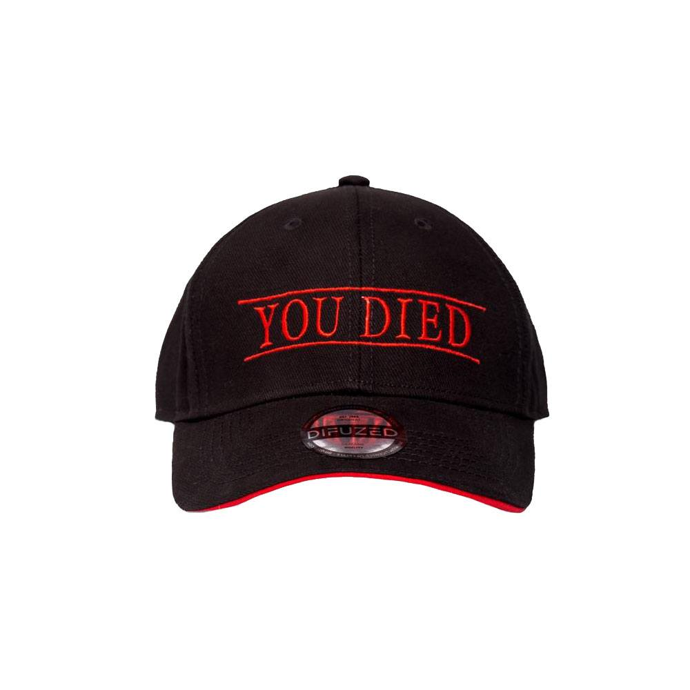 Demon's Souls Curved Bill Cap You Died