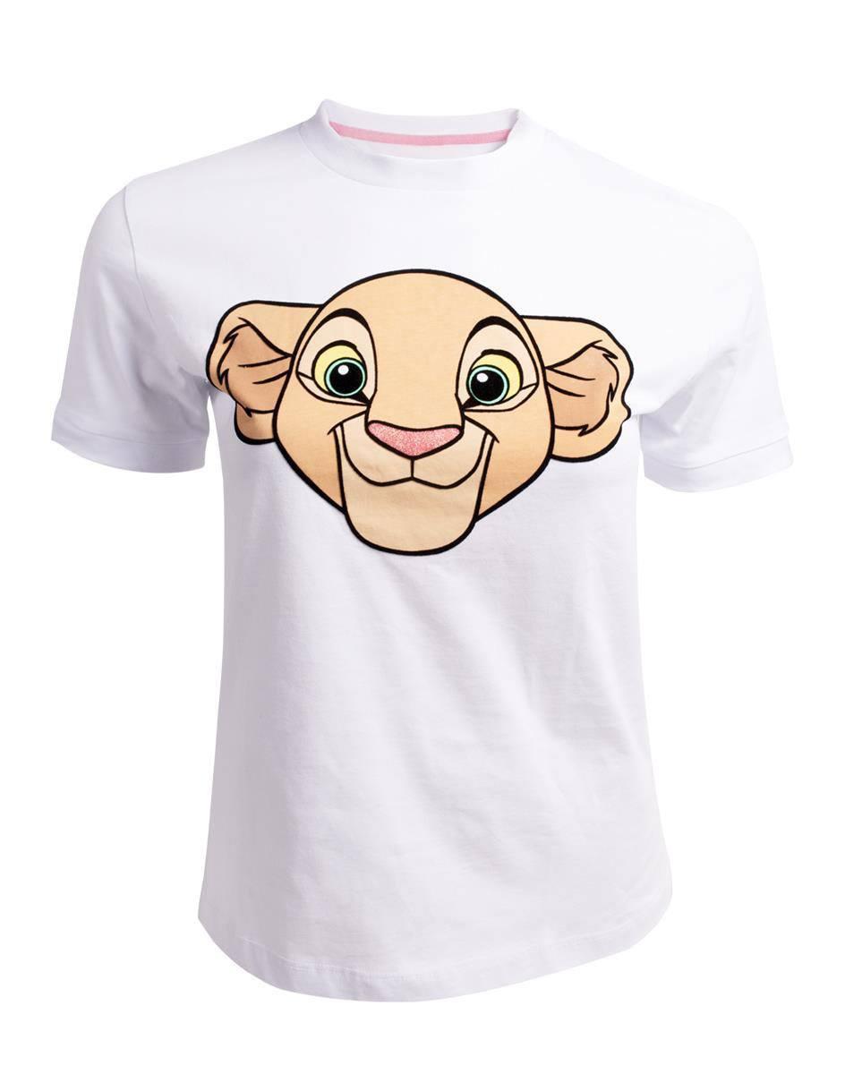 The Lion King Ladies T-Shirt Nala Size XL