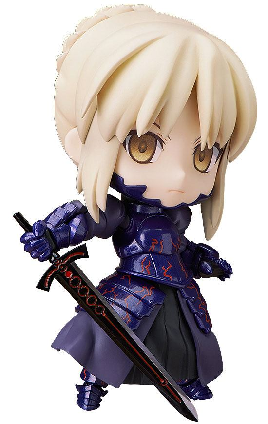Fate/Stay Night Nendoroid Action Figure Saber Alter Super Movable Edition 10 cm