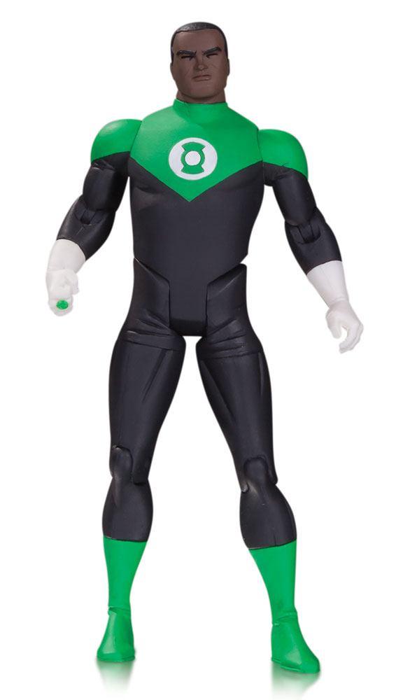 DC Comics Designer Action Figure Green Lantern John Stewart by Darwyn Cooke 17 cm