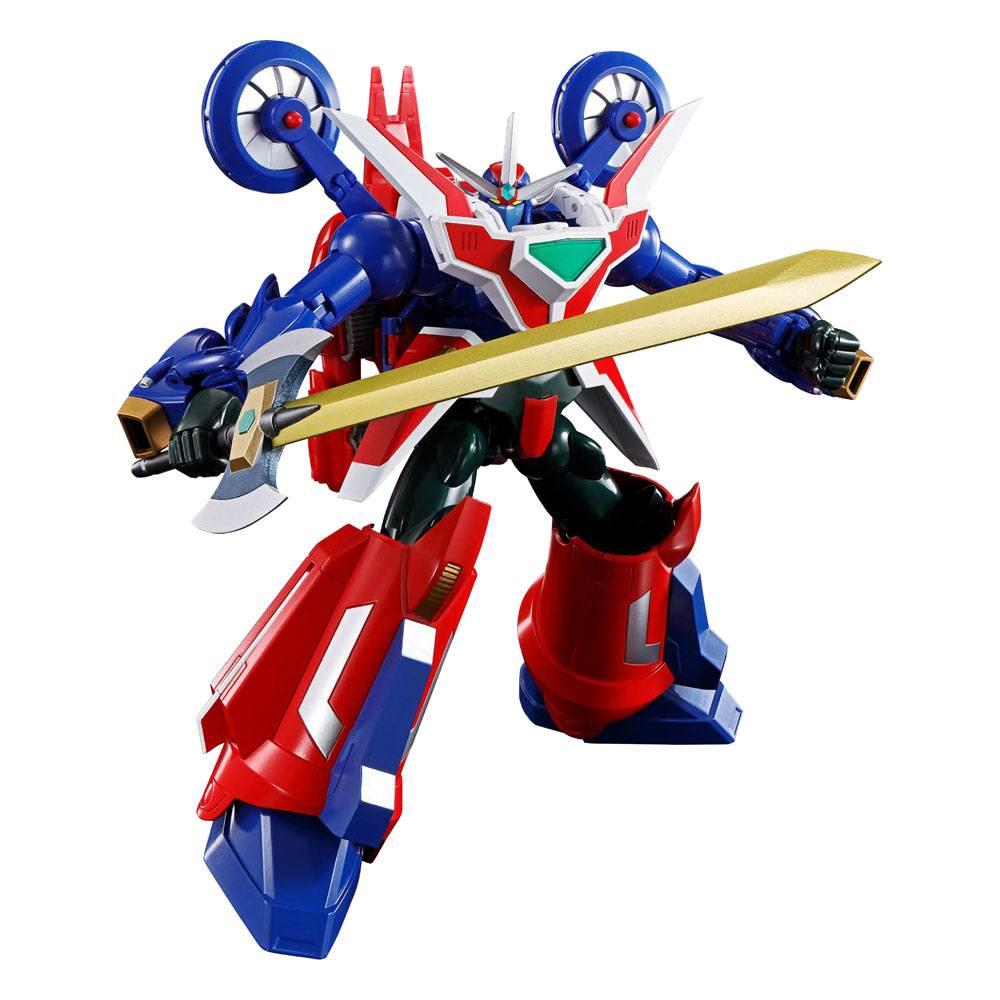 Getter Robot Go Soul of Chogokin Action Figure GX-96X G Armriser 20 cm