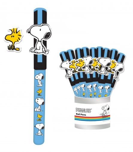 Peanuts Pens Assortment (12)