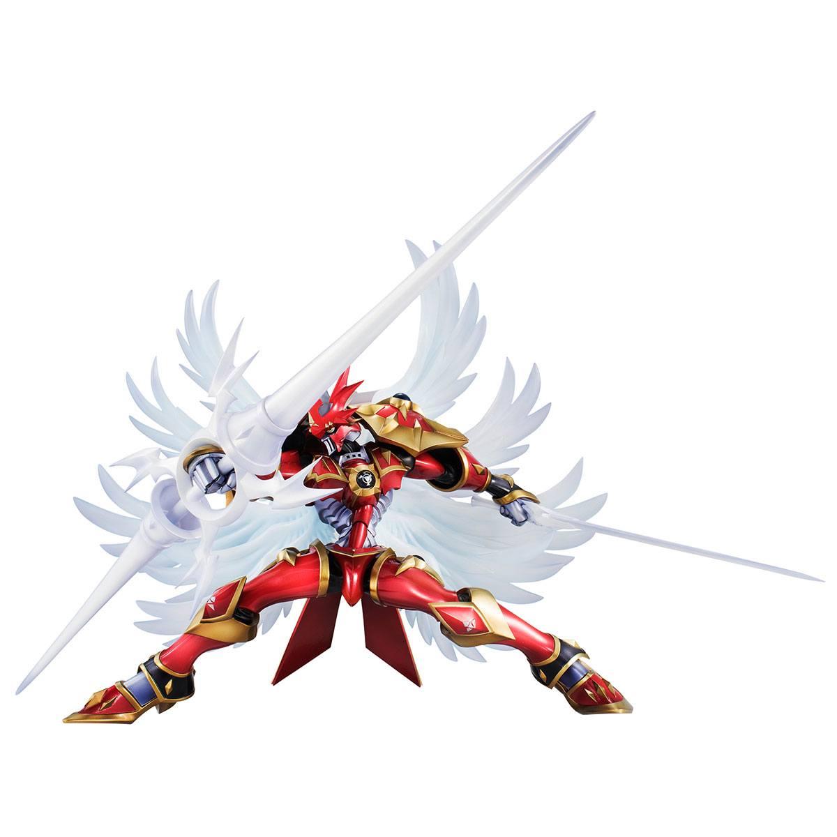 Digimon Tamers G.E.M. Series PVC Statue Dukemon Crimson Mode 18 cm