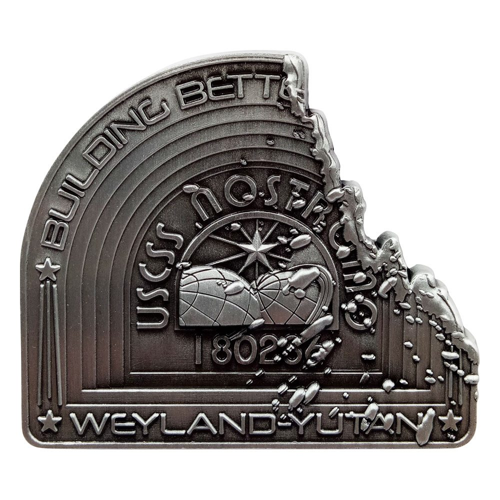 Alien Pin Badge Nostromo Limited Edition