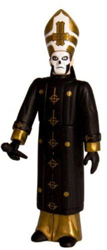 Ghost ReAction Action Figure Papa Emeritus III 10 cm