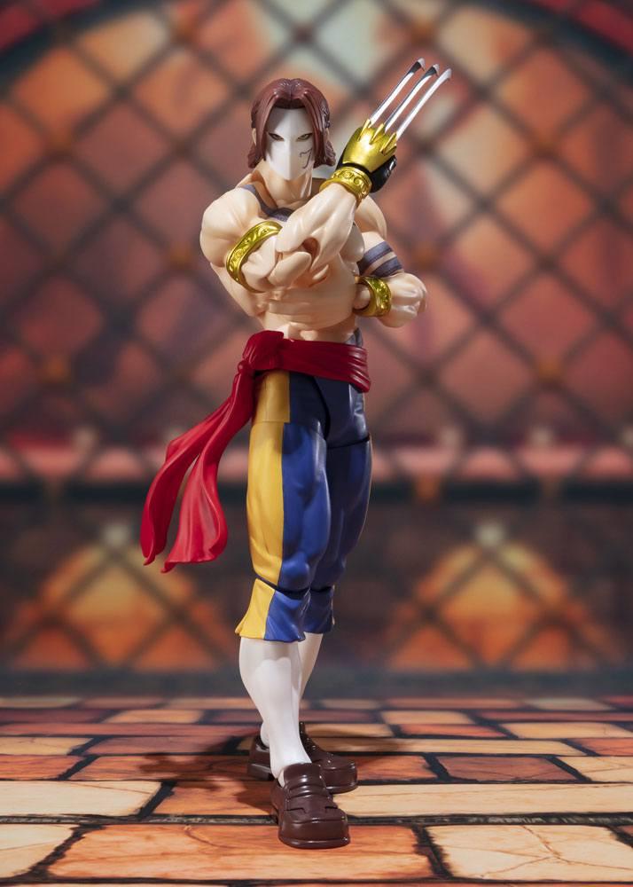 Street Fighter S.H. Figuarts Action Figure Vega 16 cm