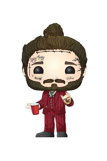 Post Malone POP! Rocks Vinyl Figure 9 cm