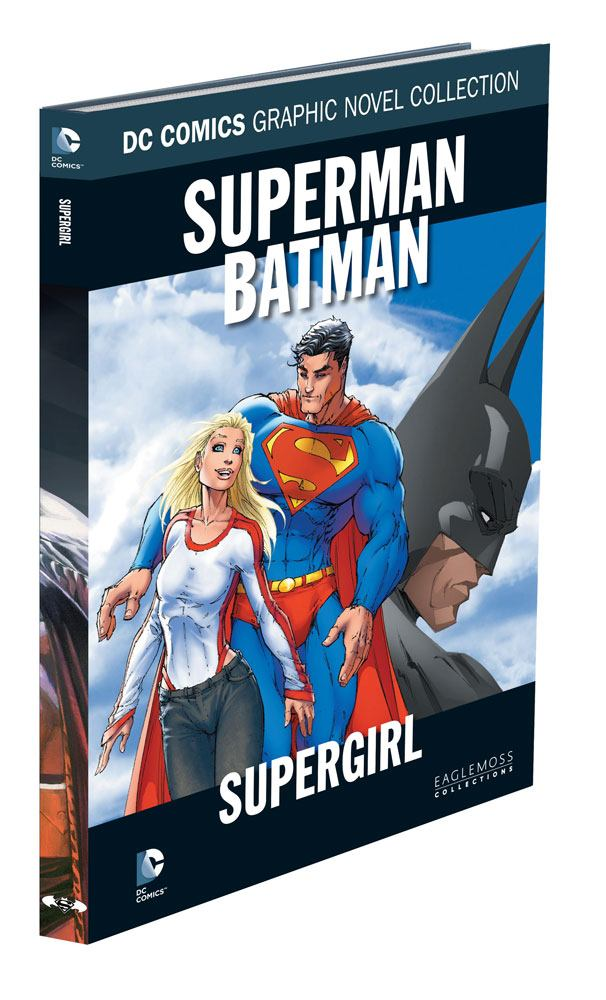 DC Comics Graphic Novel Collection #23 Superman/Batman: Supergirl Case (12) *German Version*