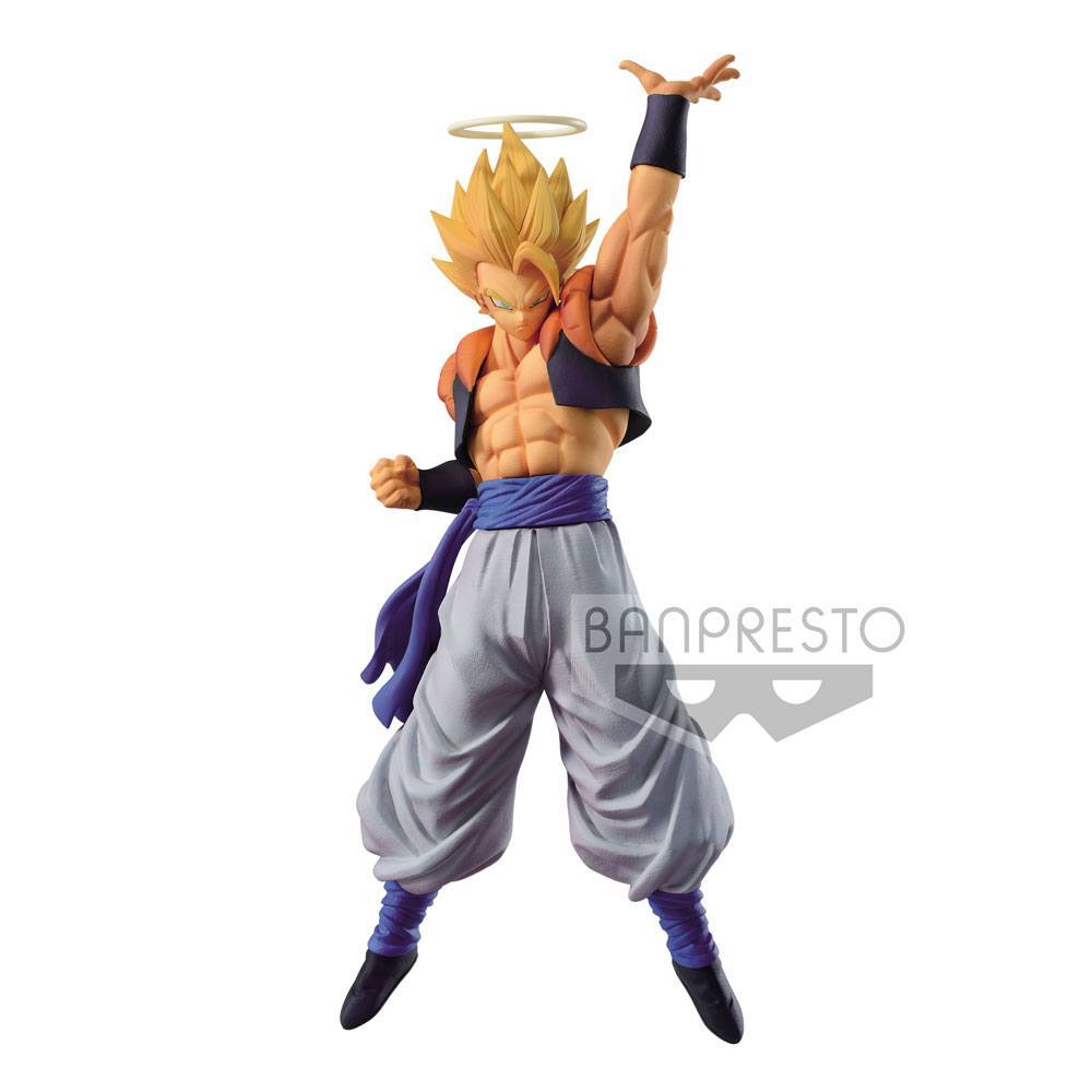 Dragon Ball Legends Collab PVC Statue Super Saiyan Gogeta 23 cm