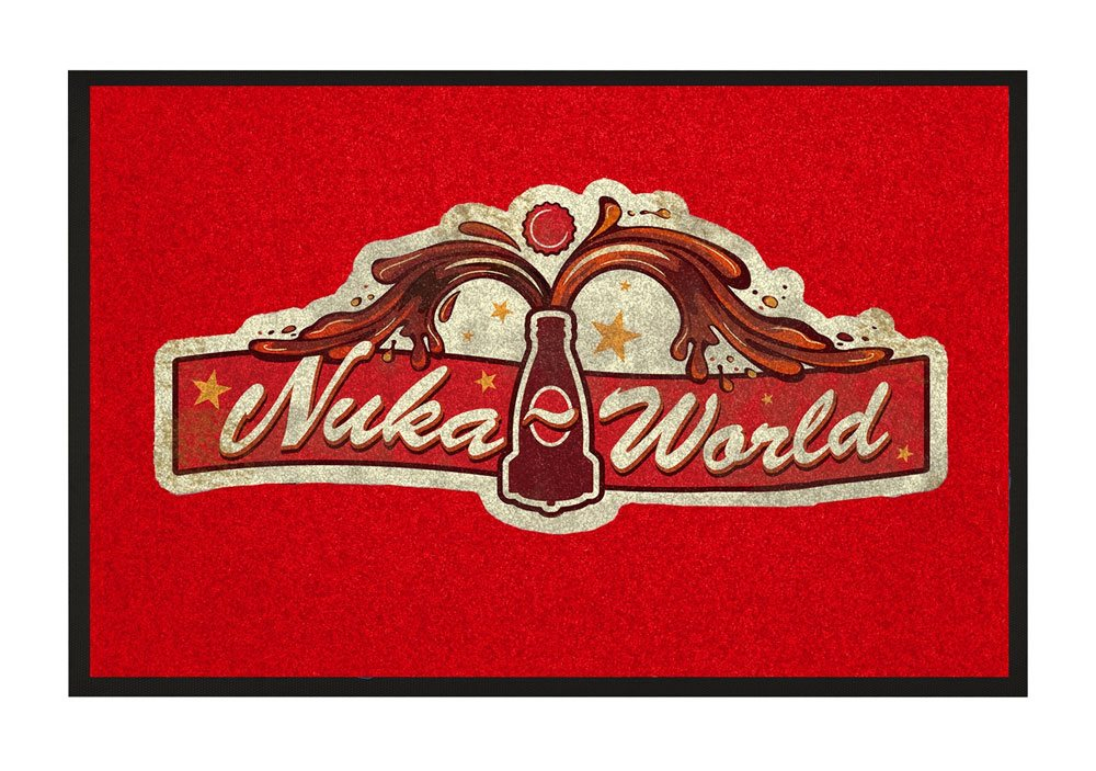 Fallout Doormat Nuka World 80 x 50 cm