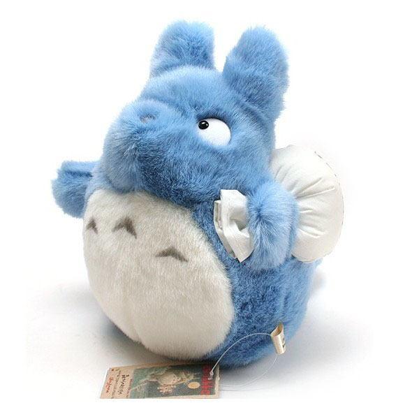 Studio Ghibli My Neighbour Totoro Blue Big Totoro 25cm Plush Figure