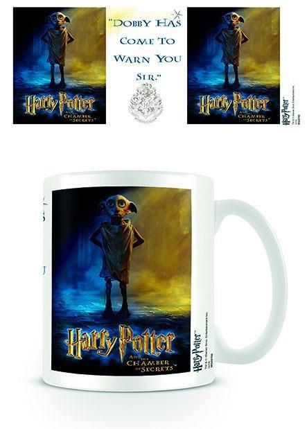 Harry Potter Mug Dobby Warning