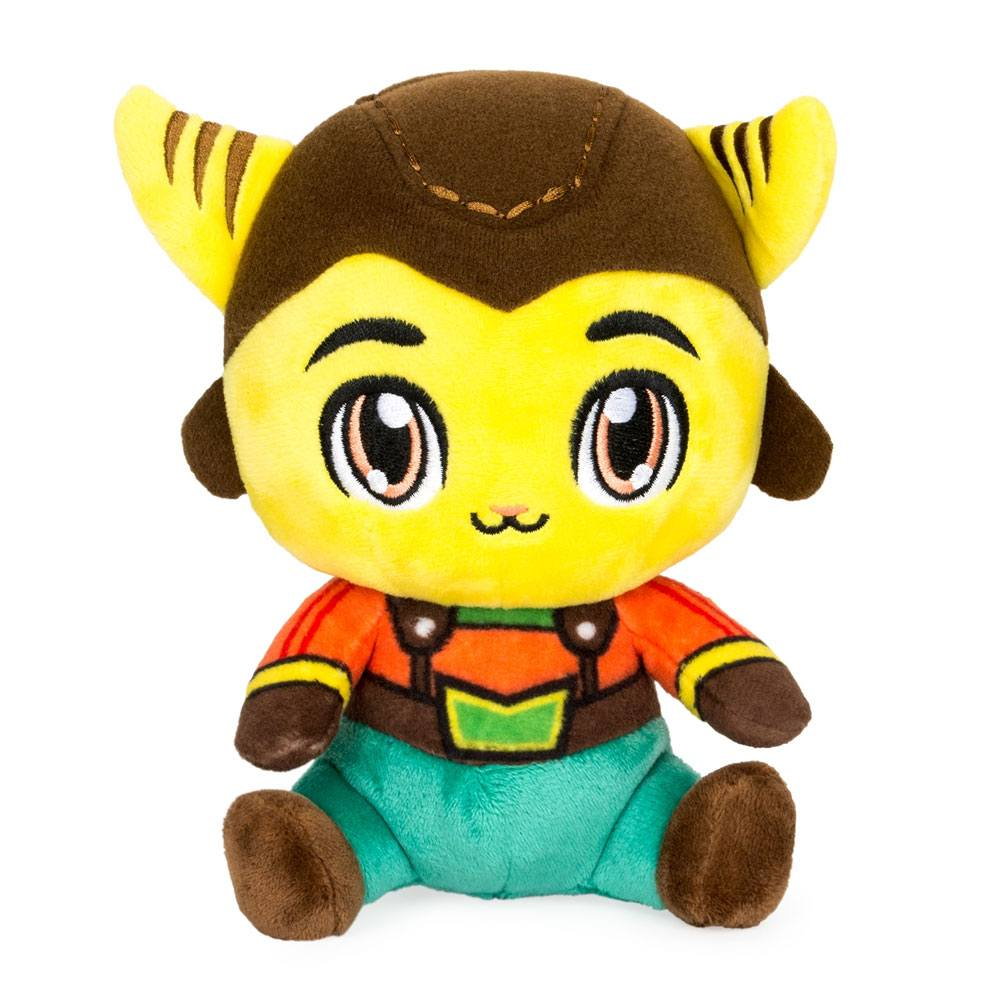 Ratchet & Clank Stubbins Plush Figure Ratchet 20 cm