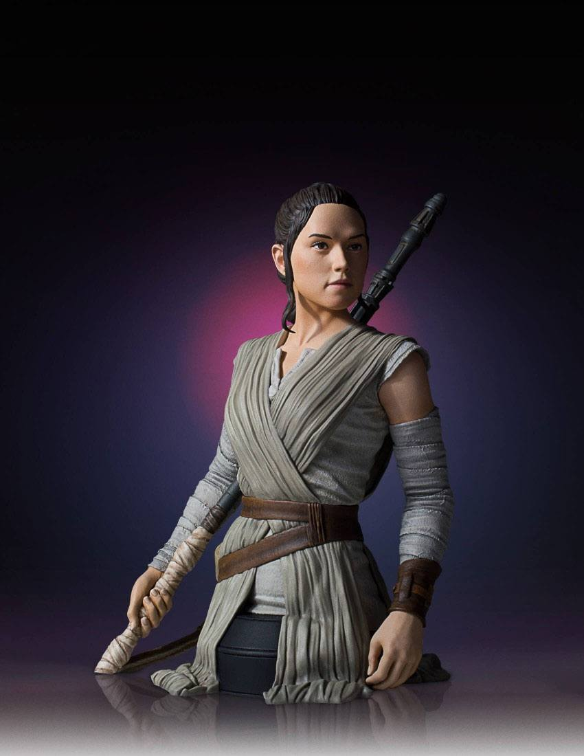 Star Wars Episode VII Bust 1/6 Rey 18 cm