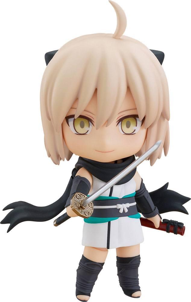 Fate/Grand Order Nendoroid Action Figure Saber/Okita Souji 10 cm