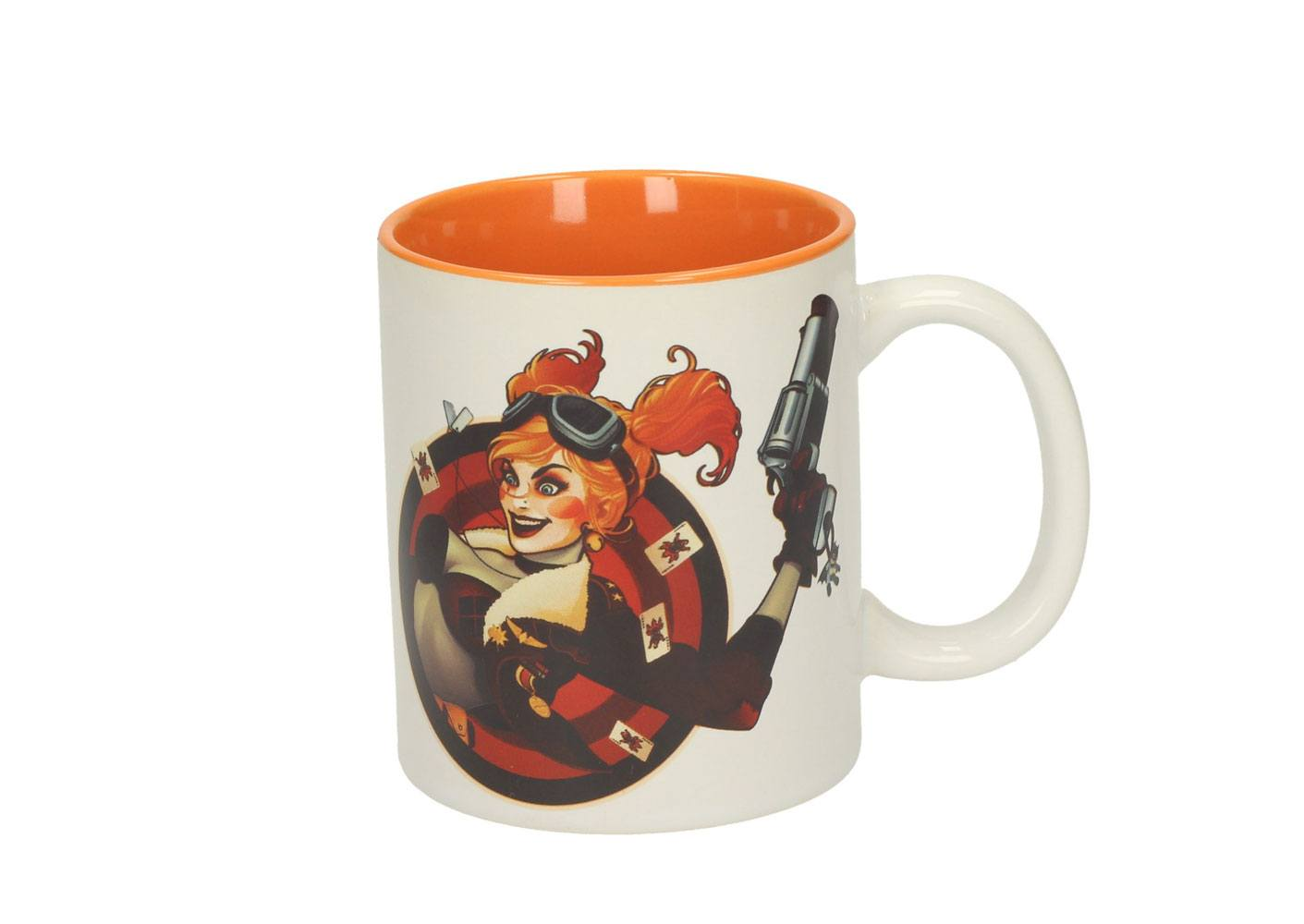 DC Comics Mug Harley Quinn Gun