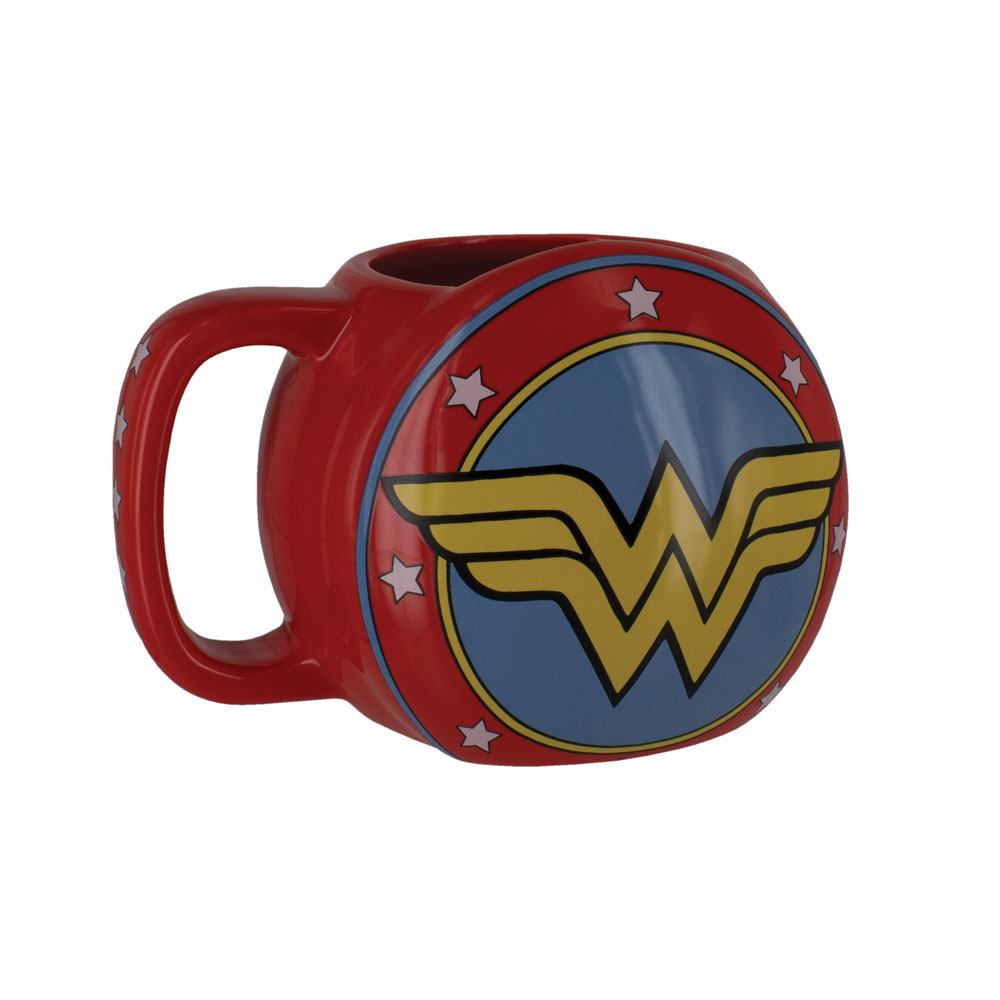 DC Comics 3D Mug Wonder Woman