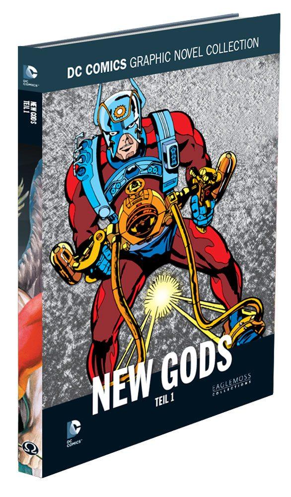 DC Comics Graphic Novel Collection #84 New Gods, Teil 1 Case (12) *German Version*