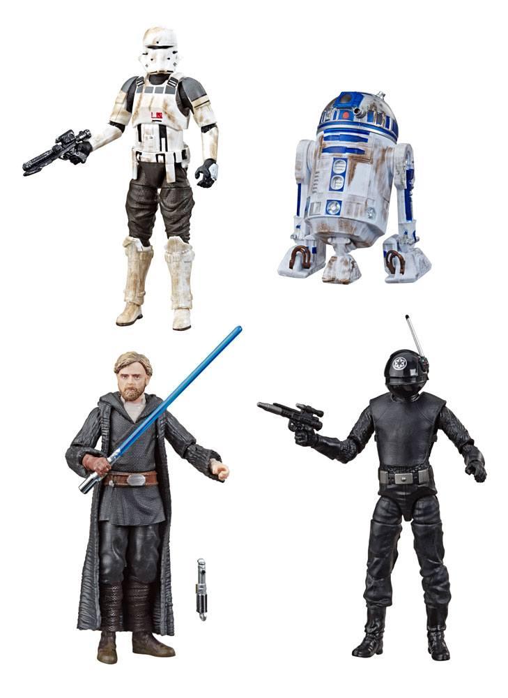Star Wars The Vintage Collection Action Figures 10 cm 2019 Wave 4 Assortment (8)