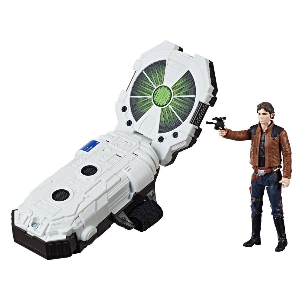 Star Wars Solo Force Link 2.0 Starter Set 2018 - German Version