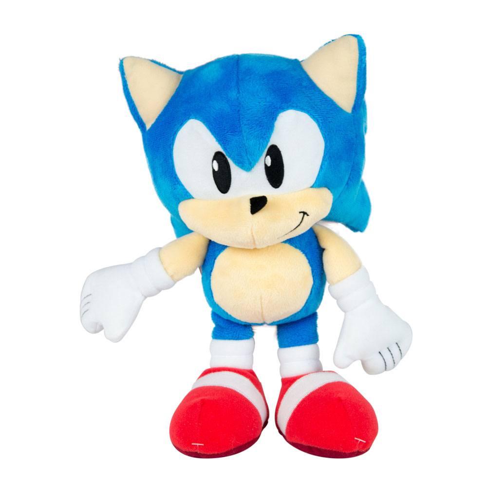 Sonic Boom Plush Figure Sonic 30 cm